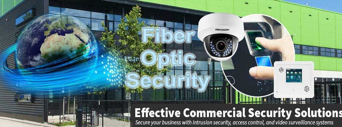 Commercial Security Using Fiber Optic PA